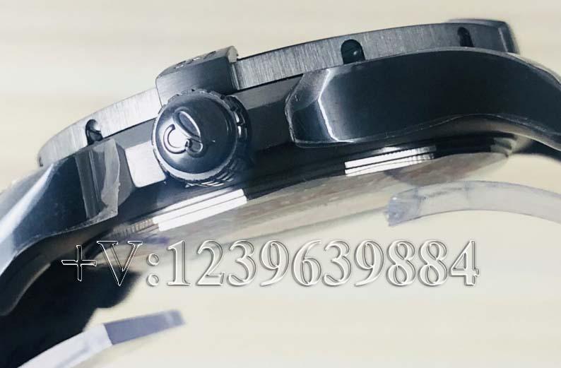 不褪色不怕刮!GF厂百年灵黑鸟侦察机v4钛金属做工如何?插图6