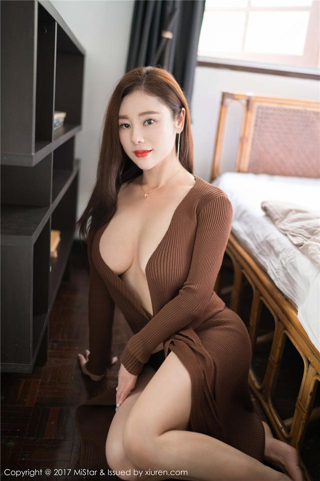 [魅妍社] 气质大胸妹子雪千紫高清写真 VOL.201