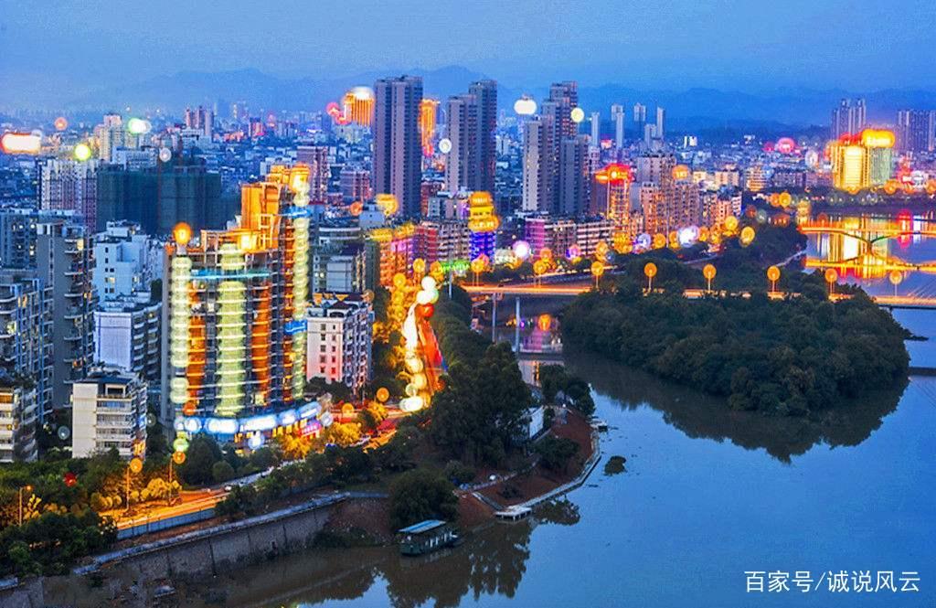 在江西省各地级市中,19年上饶、吉安两个城市经济表现如何?