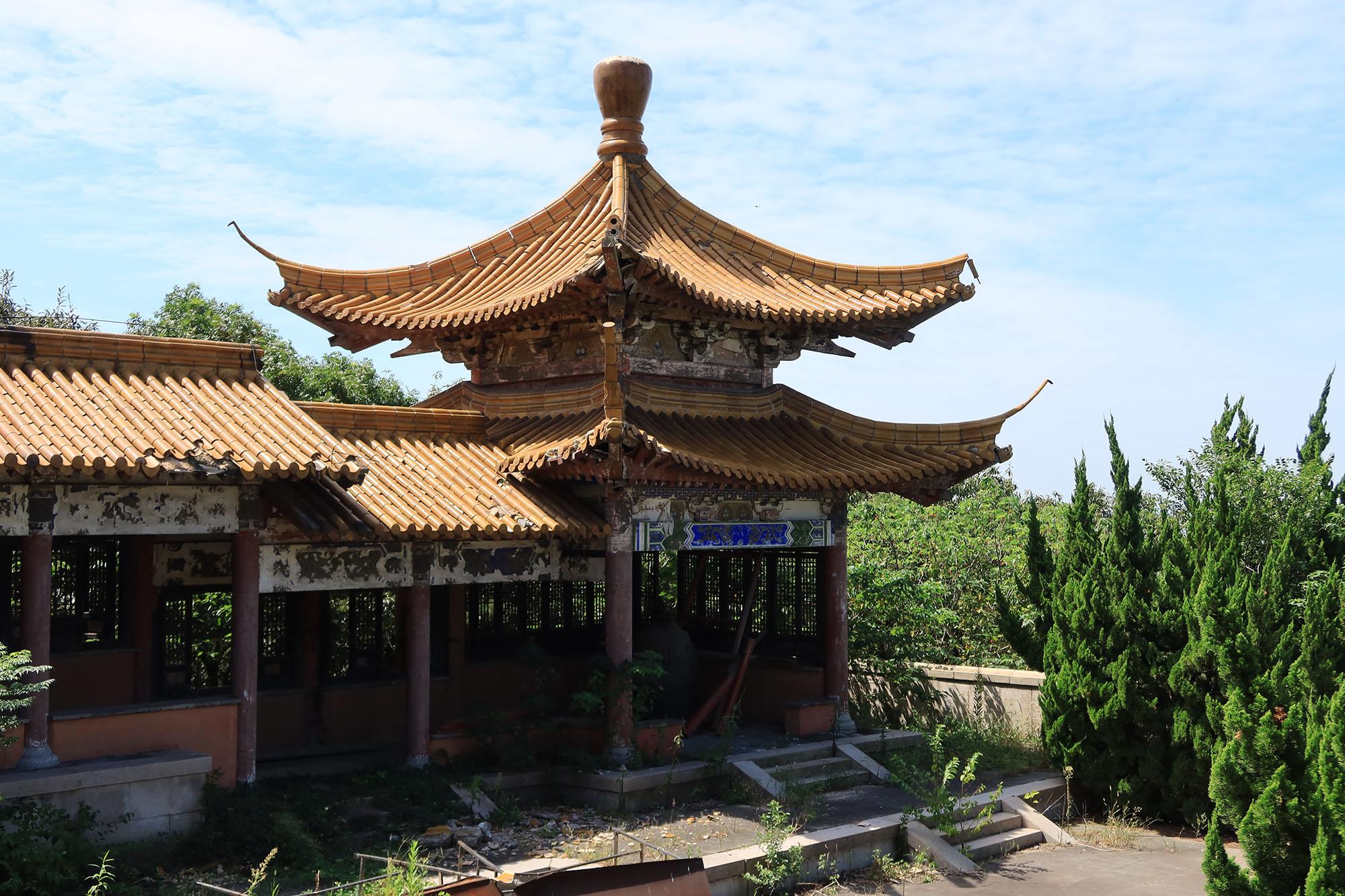 统一嘉园的妈祖庙