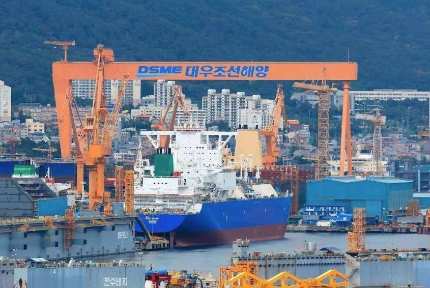 再度赶超!今年一季度,中国船舶订单量超过韩国居世界第一
