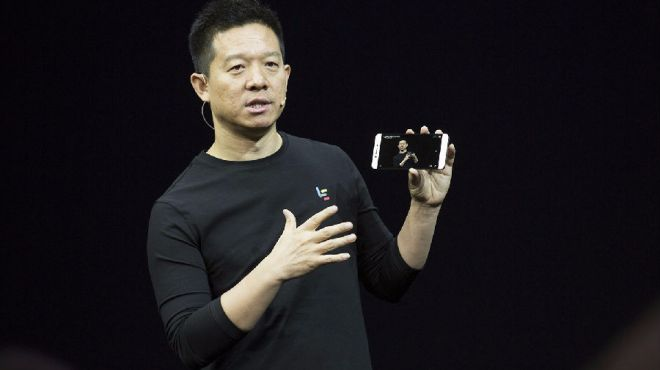 FF预产车下线,贾跃亭凌晨爽发微博