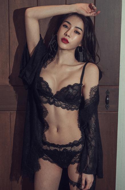 安淑琳内衣模特合集安淑琳内衣比基尼合集乐多美女网整理第38期
