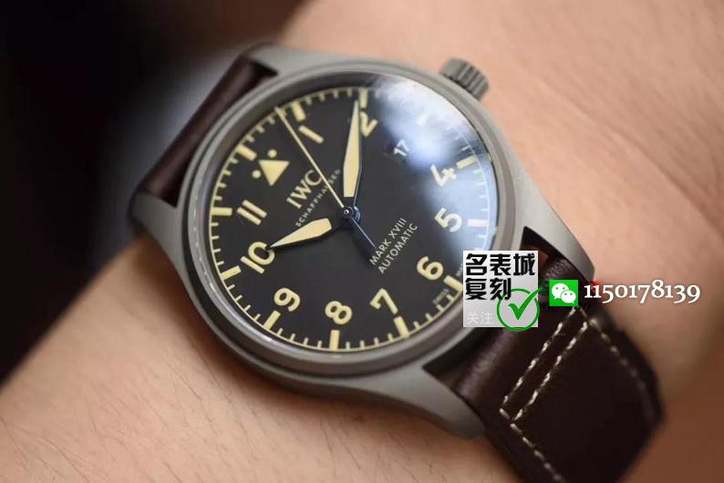 M+万国马克十八飞行员IW327006钛金属,机芯稳定吗?