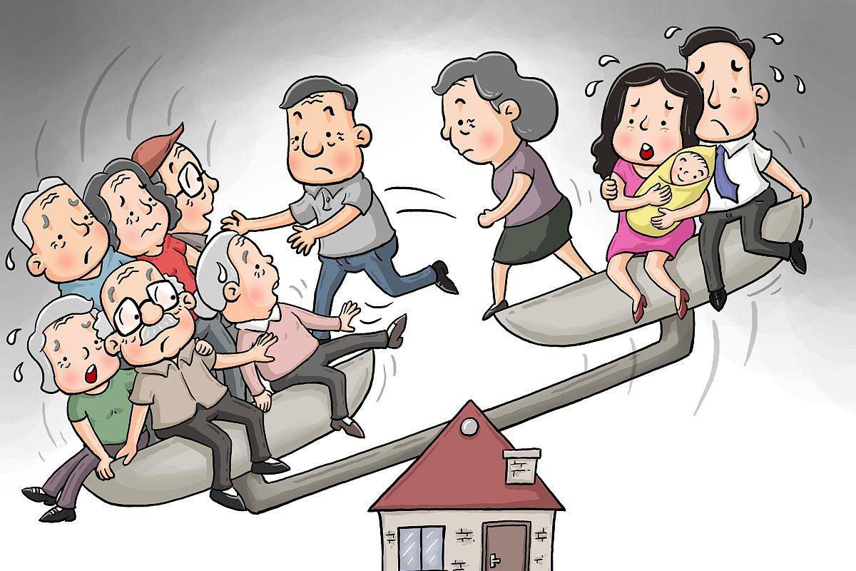 """2021年起,子女""""不再继承""""父母的房产?三种情况下,闹也没用"""