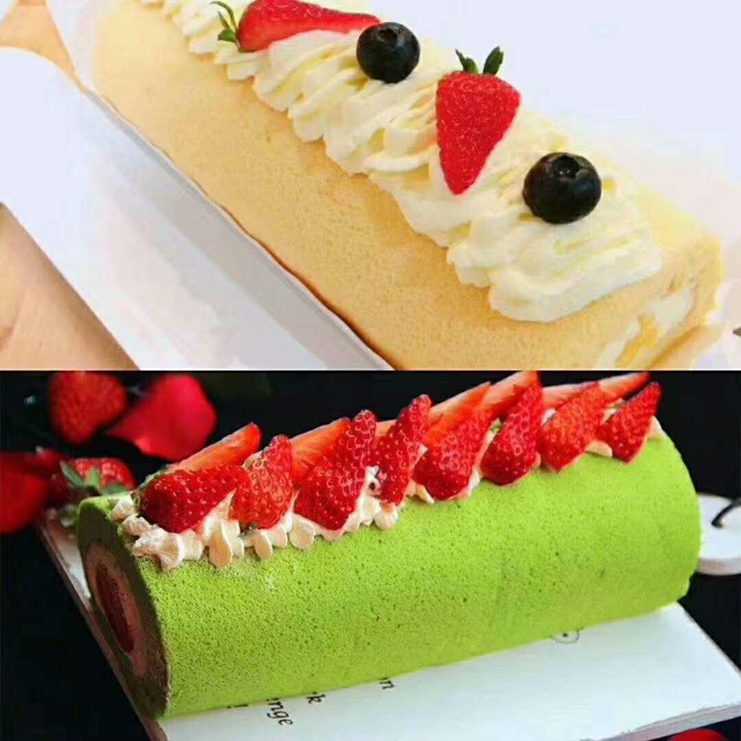蛋糕西点班 蛋糕卷
