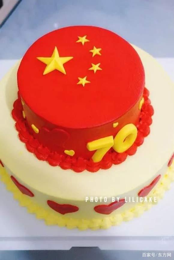 """各地厨娘花式秀国庆祝福 """"别人家的妈妈""""纷纷秀生日蛋糕……"""