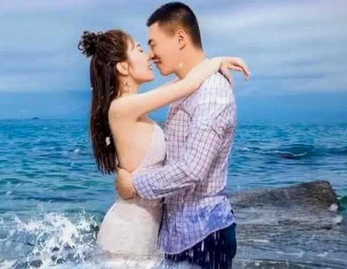 摄影师拿拖鞋面对新人拍婚照,新娘暴怒,看到成片,却惊艳到了