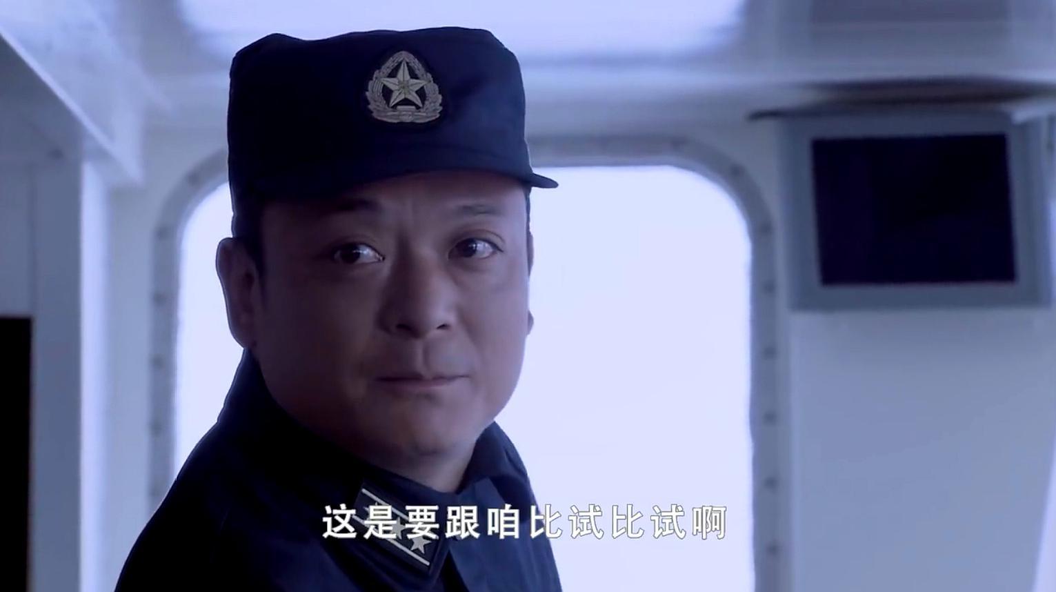 俄军海军军事演习同行!中国海军领导:露两手让他们瞧瞧厉害!