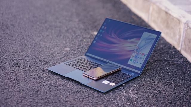 手机装进电脑里 华为MateBook X Pro 2020款升级多屏协同