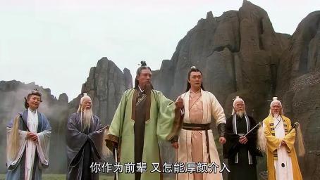 薛丁山:见过玄武天尊后,才知他的内力,十个薛丁山都不是他对手