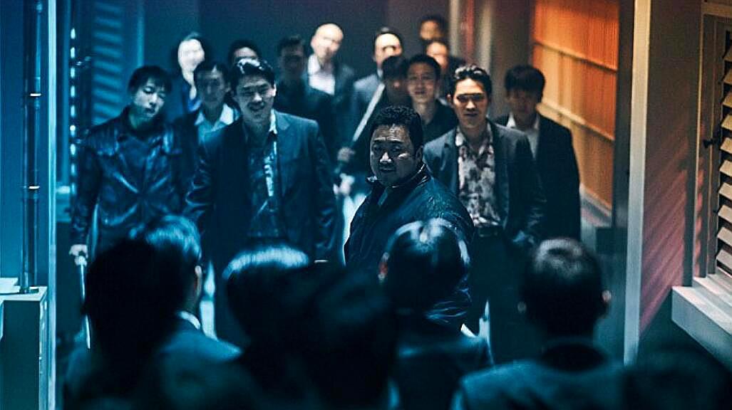 韩国2019最新动作电影:日本黑帮准备毁掉韩国,还好有小马哥在!