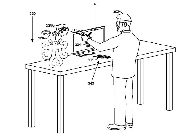 盘点全球最新的VR/AR专利 通过专利看行业发展 AR资讯 第6张