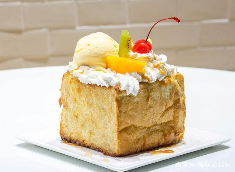 吐司面包的吃法,美味又有创意,你知道吗?