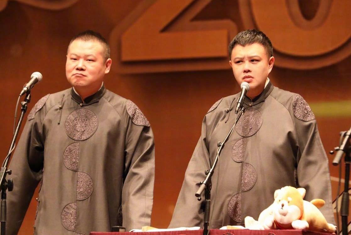 岳云鹏:你知道一个演员,有多么爱舞台