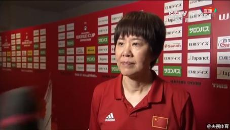 郎平:比赛赢得挺轻松的 下一阶段的赛程依旧艰难!