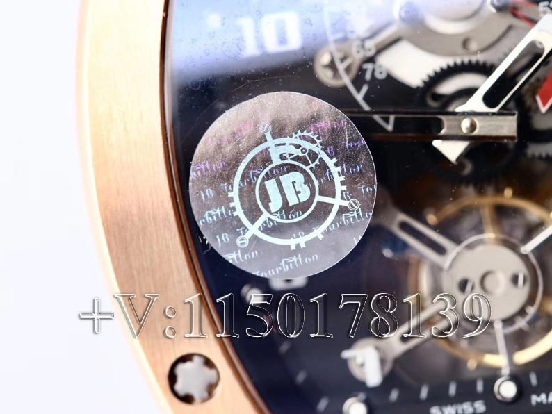 测评:JB厂理查德米勒真陀飞轮RM001最新版升级了哪里?