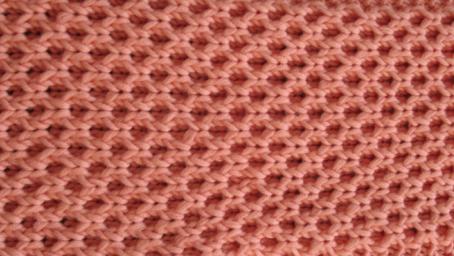 我要学编织:学习好看的棒针花样