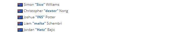 CSGO:Renegades确认签下ORDER选手Hatz