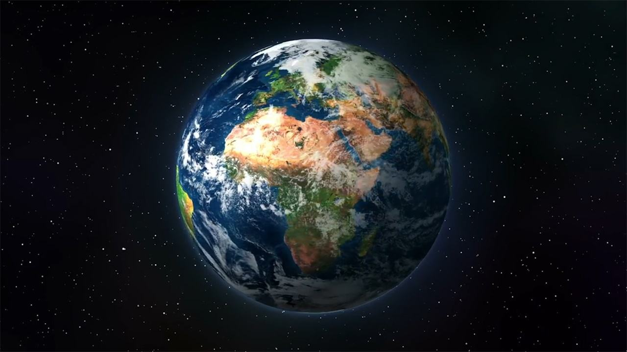 地球是怎么样诞生的?生命的家园,始于一粒宇宙尘埃