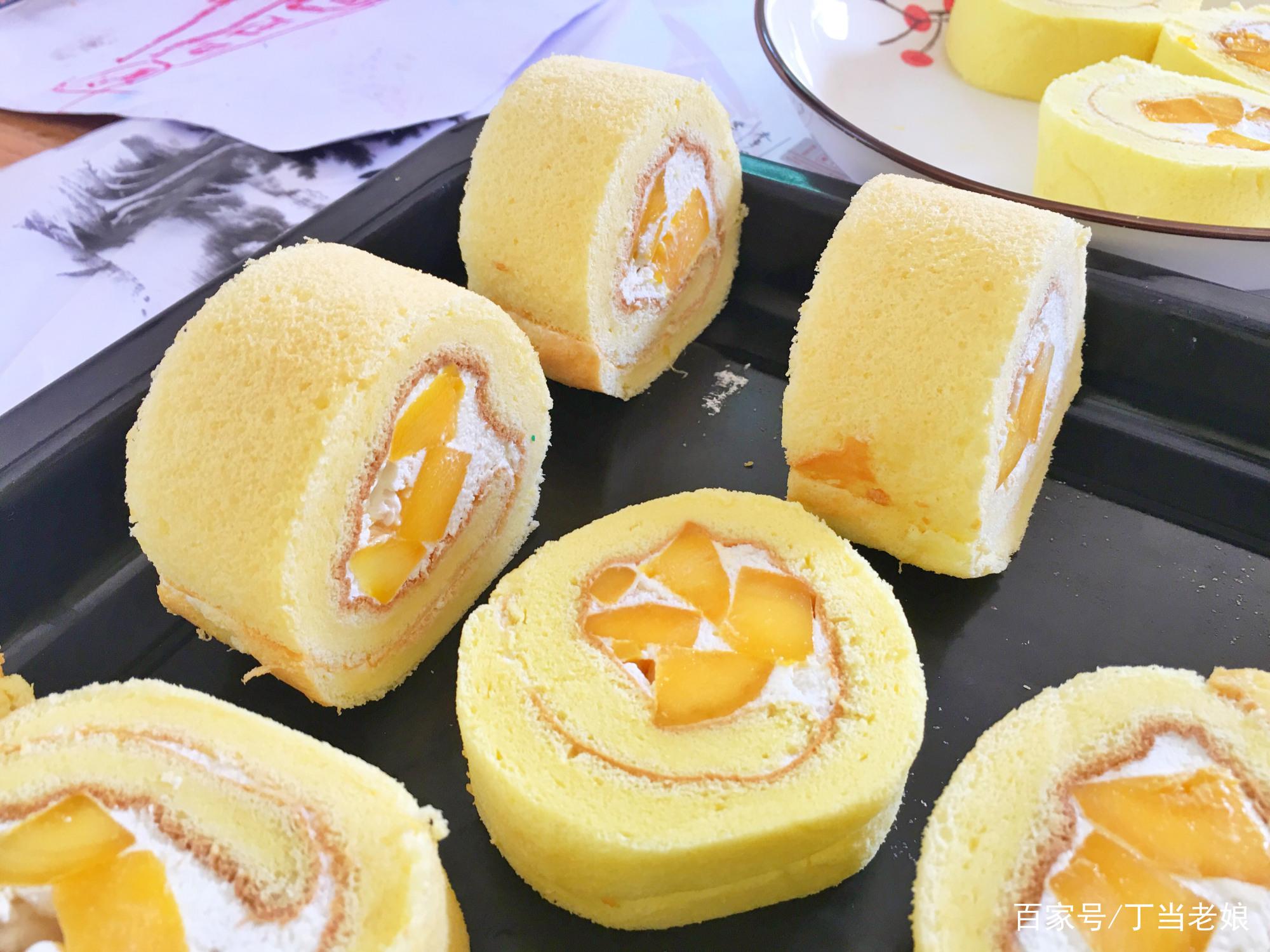 做奶油蛋糕,夹入这种水果最好吃,酸酸甜甜有食欲