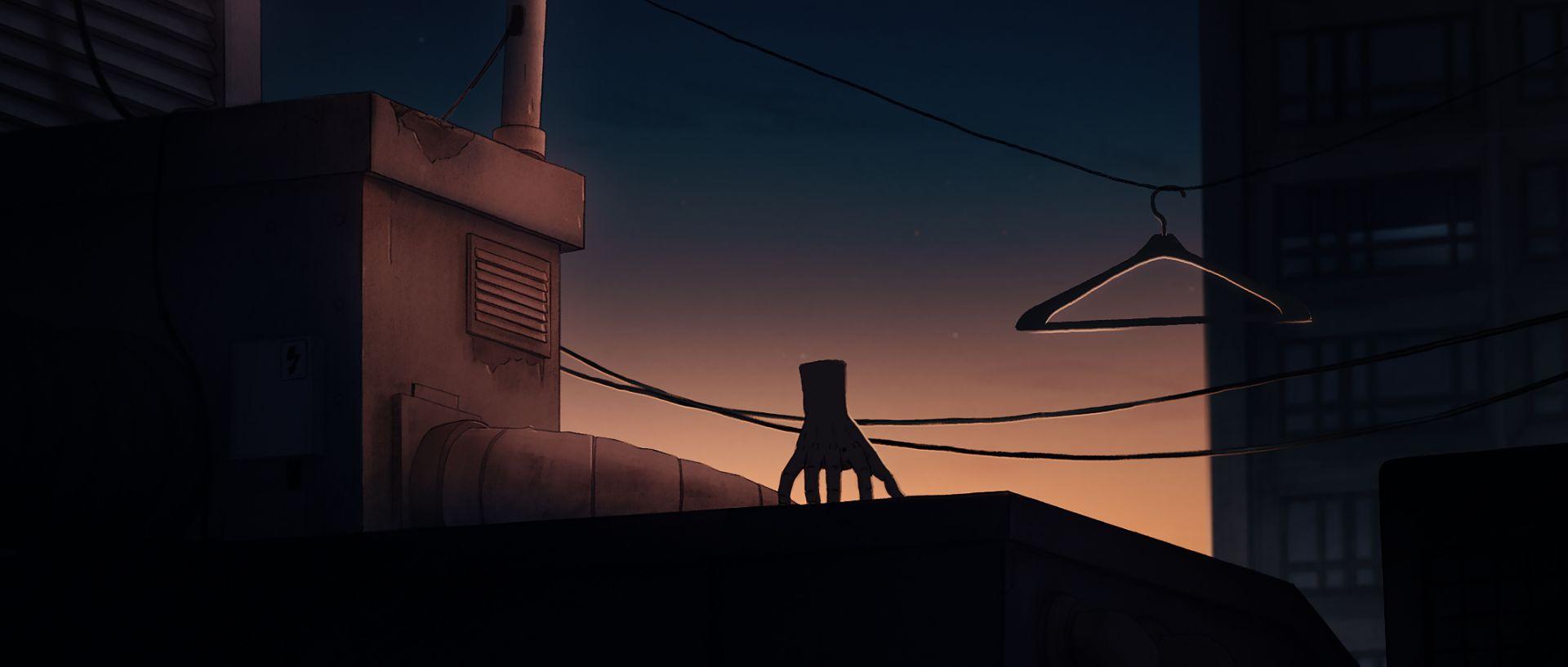 剧情动画《我失去了身体》影评,最是那一只手的温柔