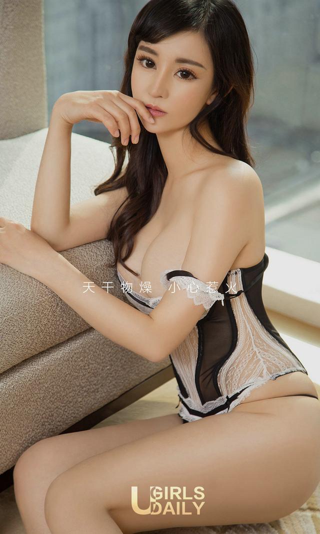 [Ugirls]爱尤物 No.1049 惹火蕾丝 A4368