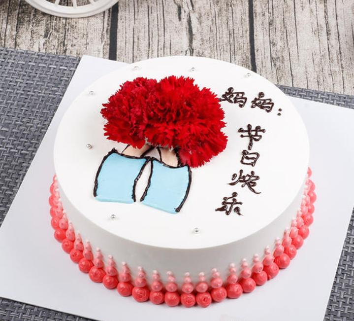 母亲节,你会选哪份蛋糕送母亲?测你10年后的地位到底有多高?
