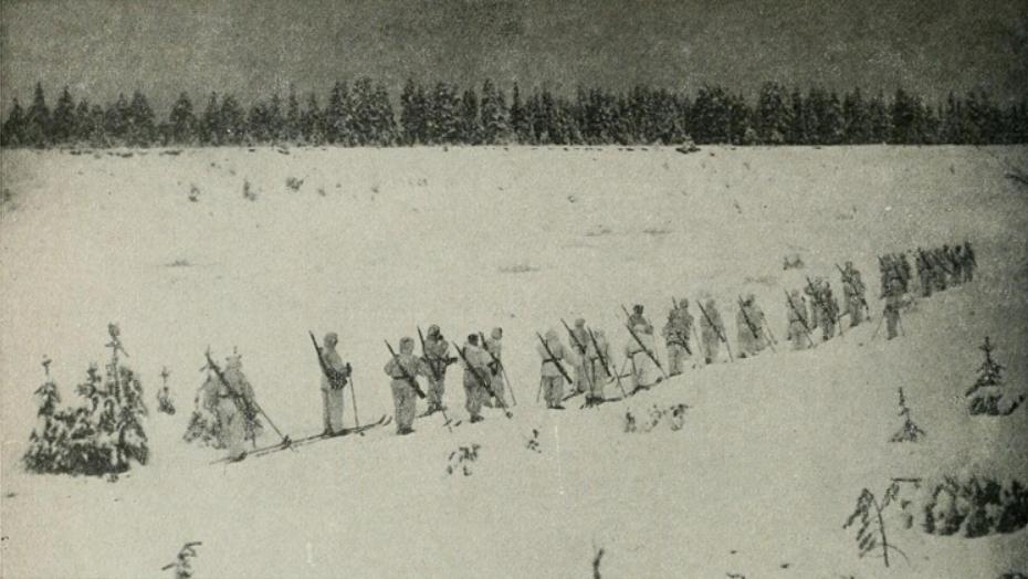 冬季战争:苏军尸横遍野,芬兰老兵回忆时夸口:1个换10个-