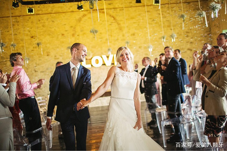 爱,婚礼,重演