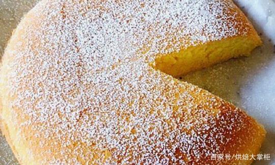 《零添加、零失败,不用烤箱,懒人手残党也能做出来的电饭煲蛋糕》