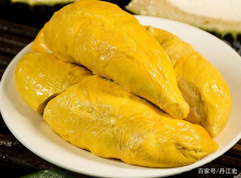 黑刺、红肉、山猫王、苏丹王榴莲你吃过几种?又见过多少?