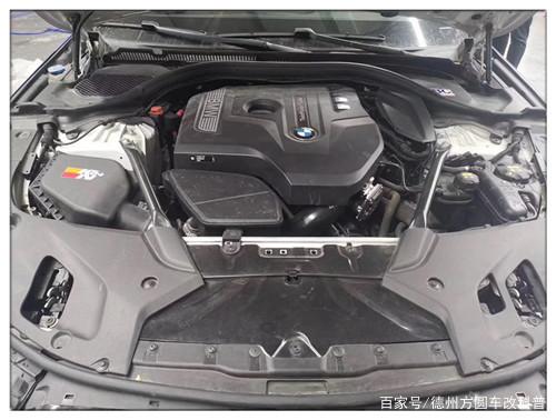 德州汽车动力升级改装,宝马G38 530Li升级ecu提升动力