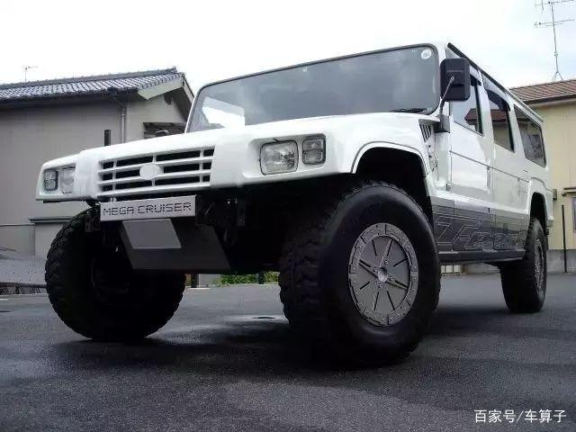来自丰田的巨无霸,大G悍马都得靠边