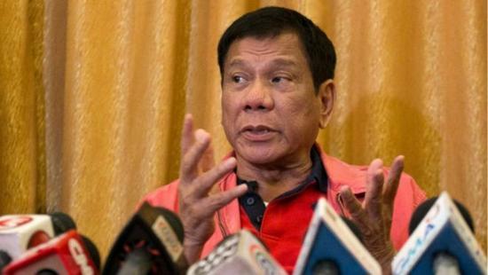 菲律宾示好中国,将断绝与美盟友关系?