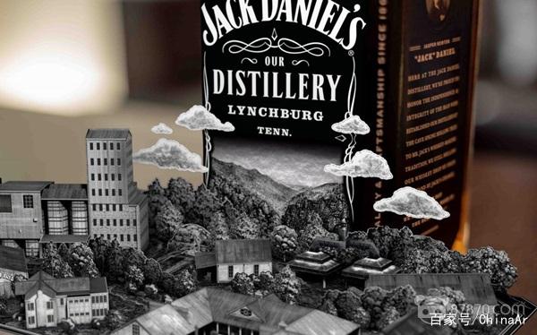 Jack Daniel用AR将威士忌酒瓶变成了故事书 AR资讯 第2张