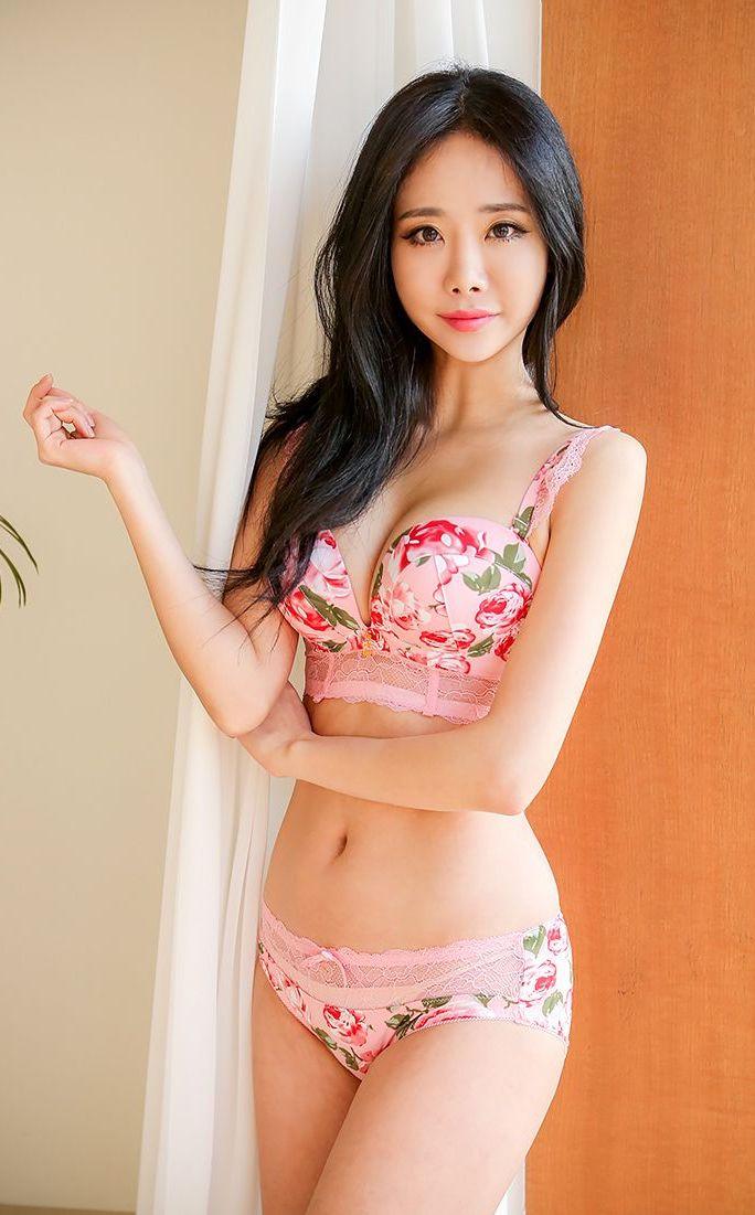 韩国魅惑内衣模特-HP-hp-内衣-51爱图网整理第18期