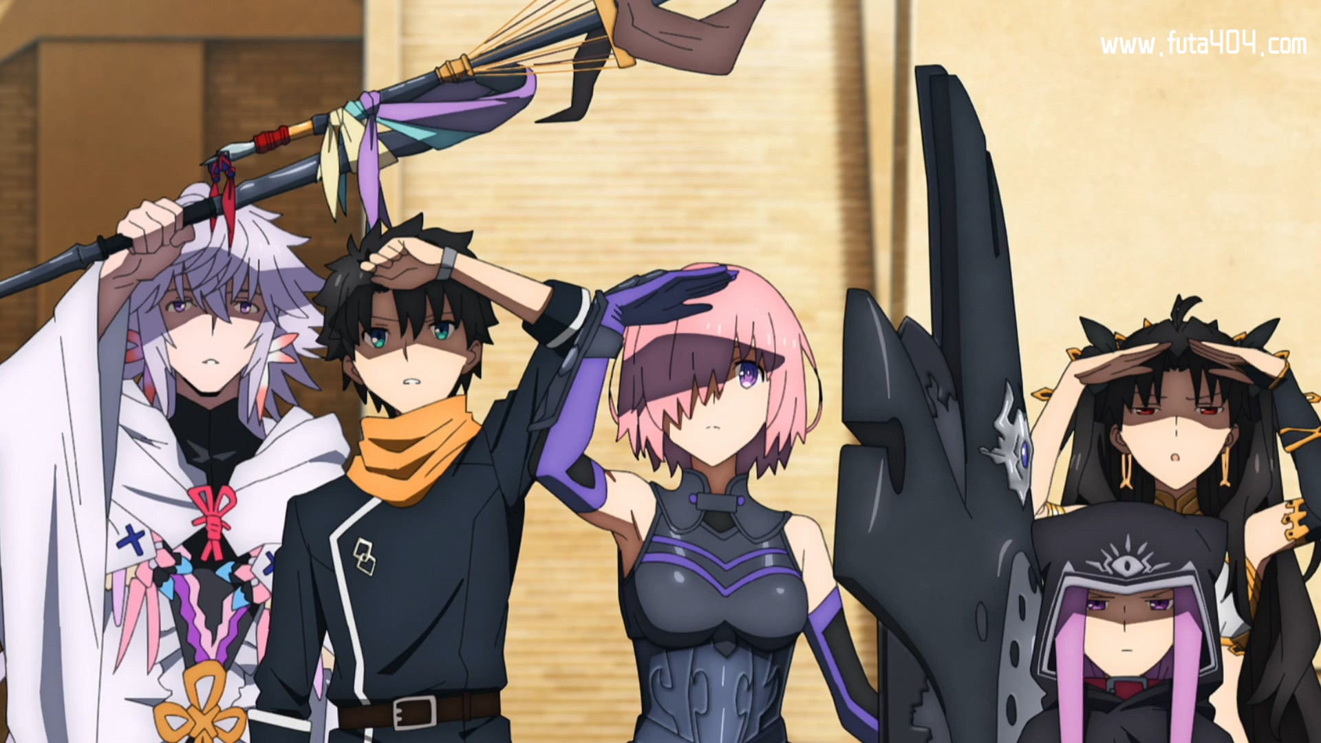 Fate Grand Order 绝对魔兽战线巴比伦尼亚 第10话 Fate Grand Order 动画在线 第1张