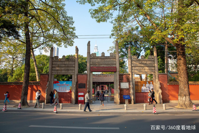 广州堪比故宫的景点,距今600多年,是文艺青年的最爱