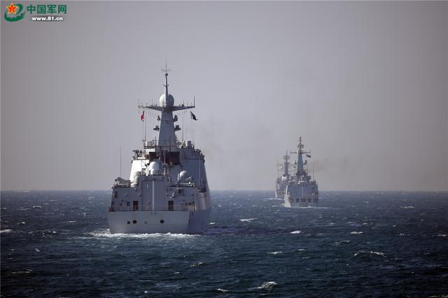 """""""海洋卫士—2020""""中巴联演结束海上阶段"""