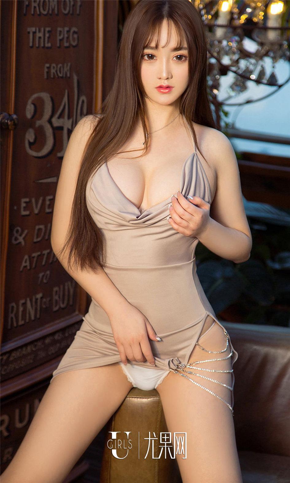 [ugirls尤果网] 清纯美女金梓琳高清性感私房照片 第9