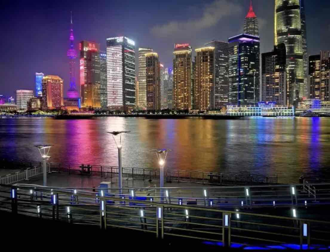 上海哪里的夜景好看,适合感受夜上海?