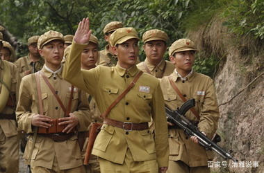 电视剧《新乌龙山剿匪记》观感
