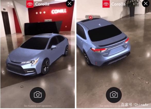 丰田与8th Wall合作推出WebAR广告战略 AR资讯