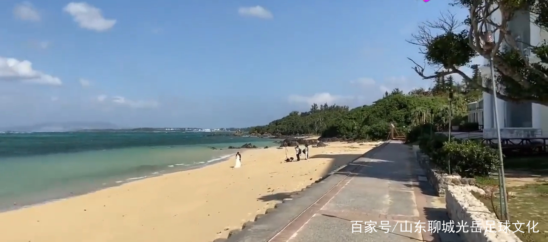 """华夏幸福的""""东瀛漂流记"""",冲绳的海浪、沙滩,都在记忆里扎了根"""