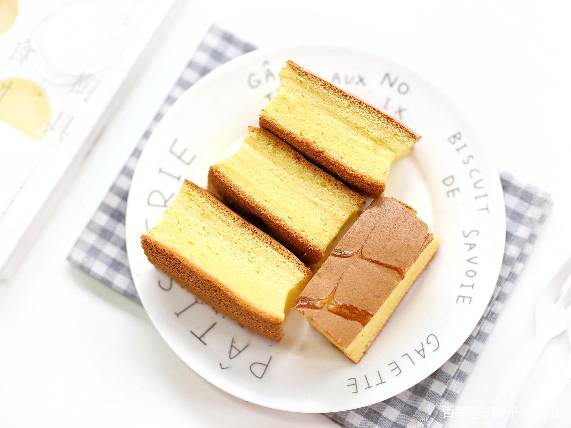 改良版戚风蛋糕,不塌陷不回缩,做法比例详细讲解,看一遍就会