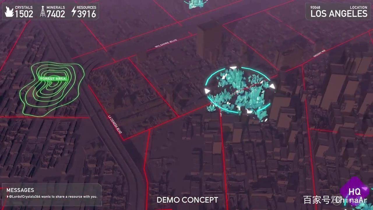 谷歌地图更新API 支持AR游戏等增强显示 AR资讯 第1张