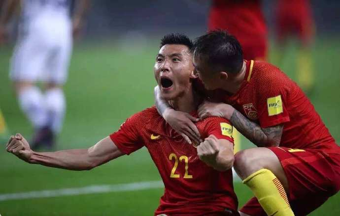 3年前今天于大宝建功 世界杯预选赛国足1比0韩国,出场14人今何在