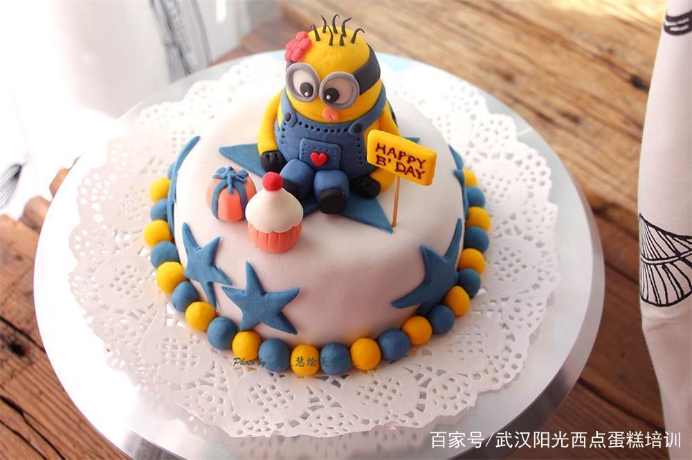 学习翻糖蛋糕前景怎么样?武汉翻糖蛋糕培训