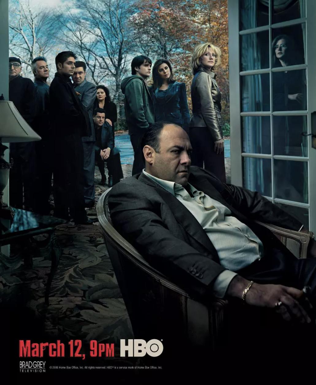 HBO的暴力爽剧,多年过去,它仍然是美剧的巅峰!